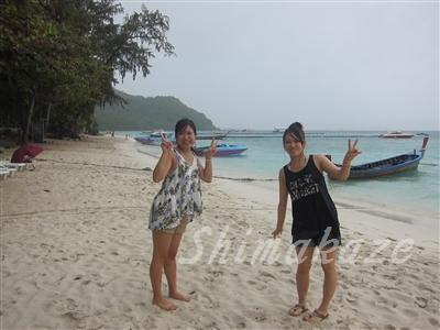 コーラル島で海遊び、オプショナルツアー観光ツアー