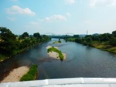 Fluss Yahagi