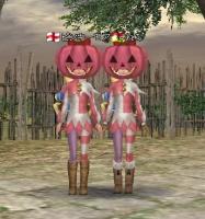 双子の妹!!