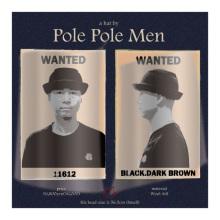 $帽子-Pole Pole-ポレポレ-11612