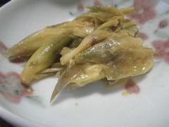 [写真]ミョウガの味噌漬け