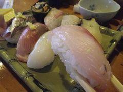 [写真]館山・白濱屋本店の房州寿司