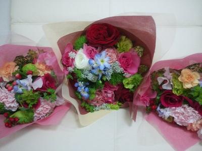 お誕生日のお花