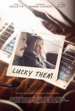 0428 Lucky THem Poster