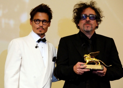 0825 Tim Burton Johnny Depp