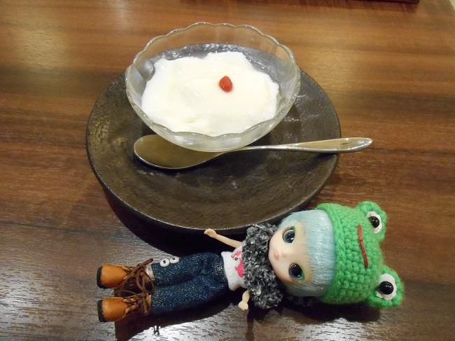 6 杏仁豆腐とシナモン