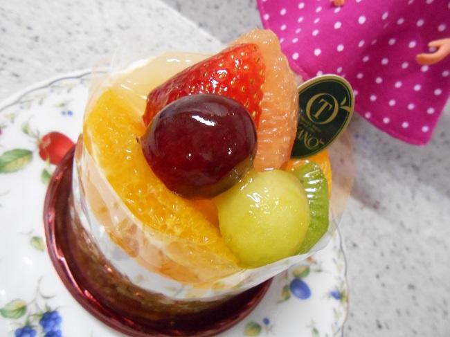 2 Takano fruit cake