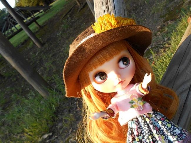 2 アンナと秋の公園