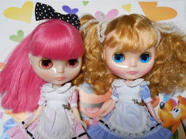 31 Pink Blue Alice