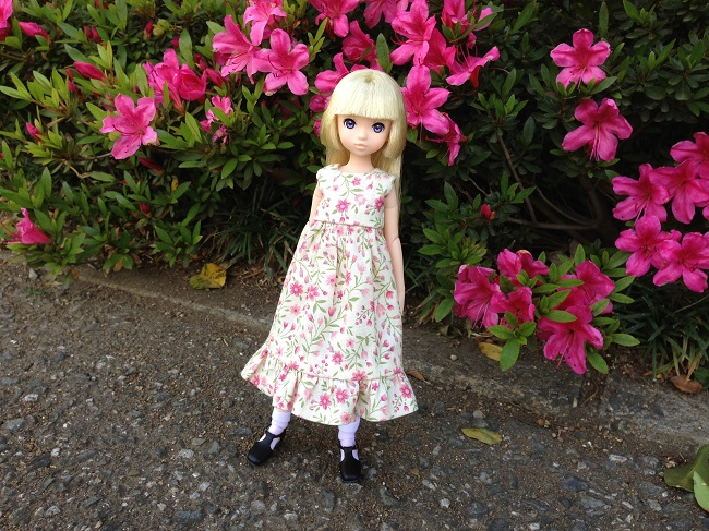 10 handmade dress