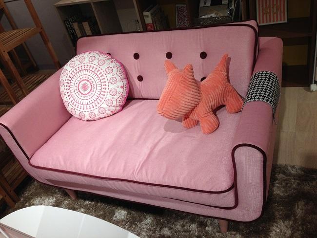 31 このソファも可愛い
