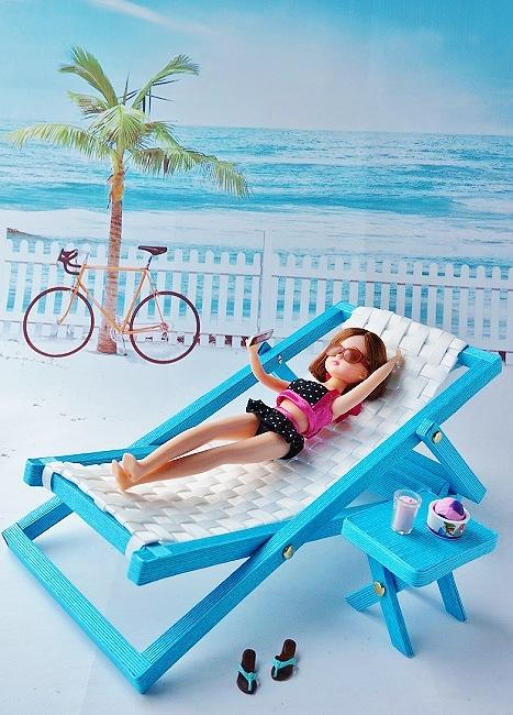 1 リカちゃんの夏