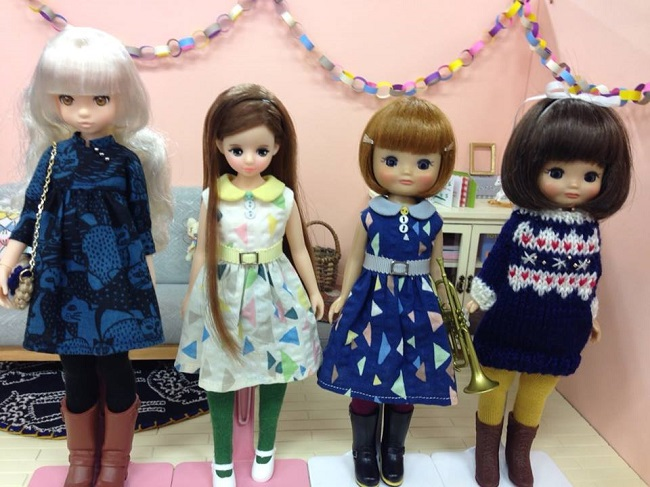 21 doll show