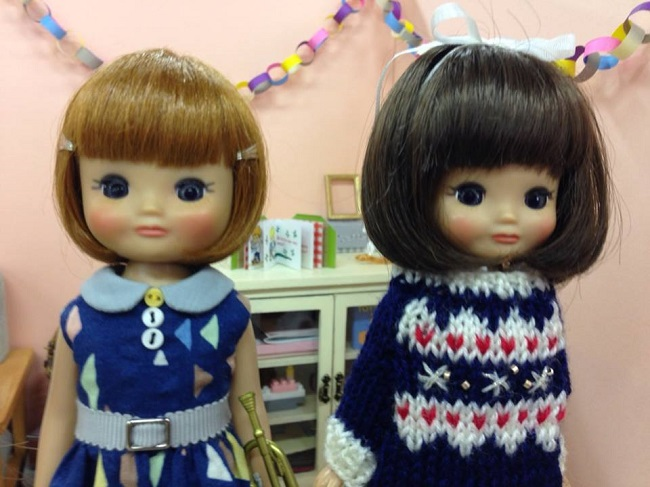 24 doll show