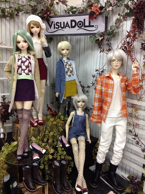58 doll show