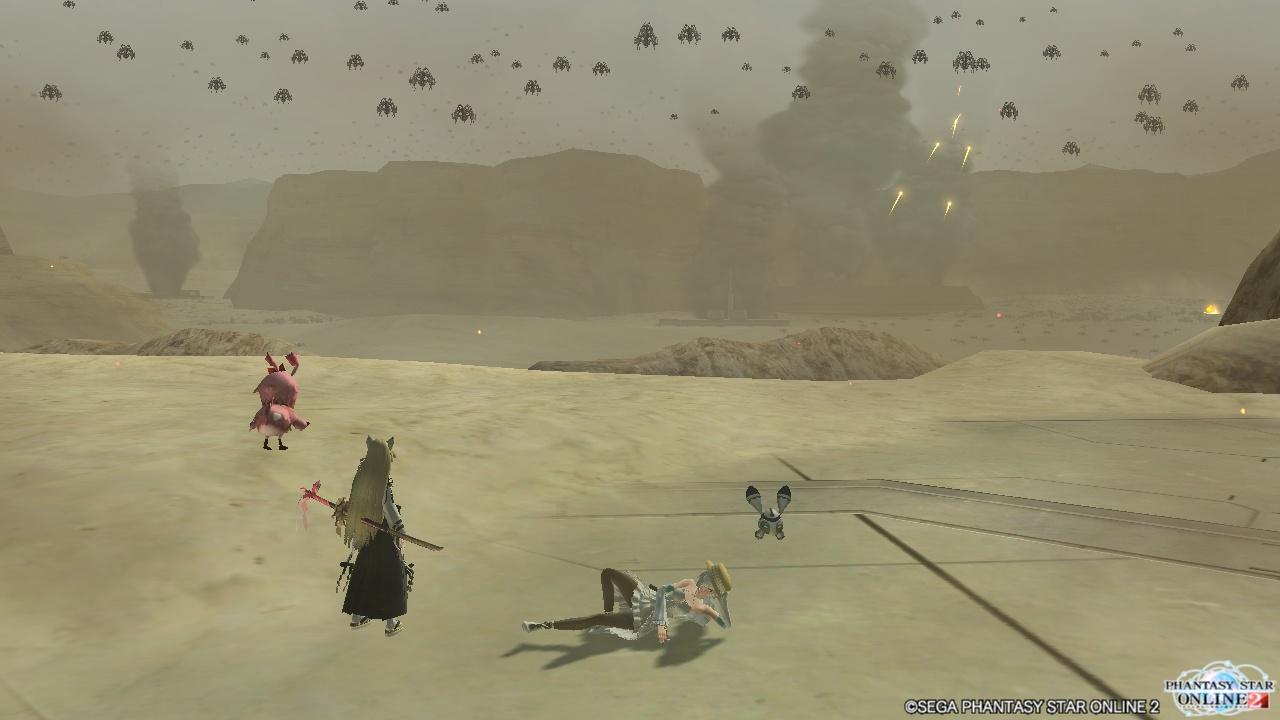 第2回採掘基地防衛戦占領7