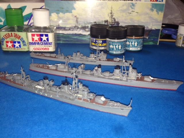 駆逐艦 20140305 の1