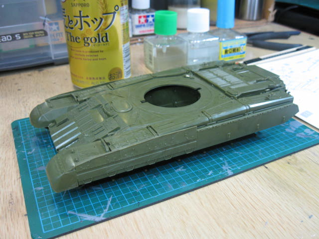 T-80UD の2