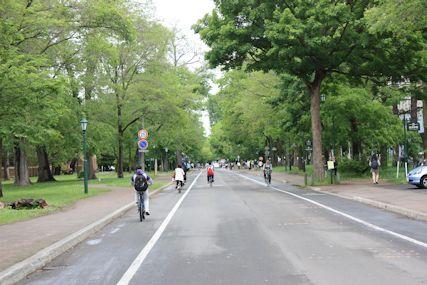 北海道大学キャンパス