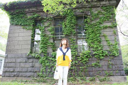 北海道大学昆虫館とマキ