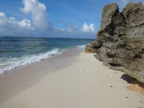 ぴざ浜砂浜