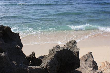 ぴざ浜砂浜1