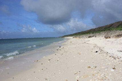 いしき浜海岸線