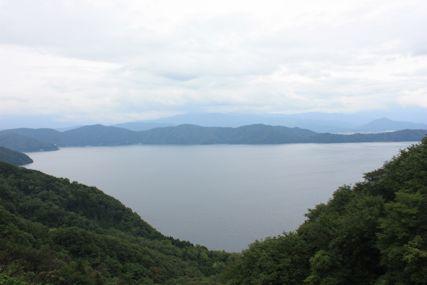 2014july6奥琵琶湖パークウェイ