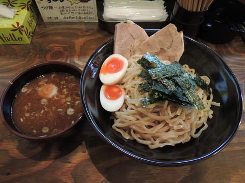特製つけ麺(500g)(1080円)