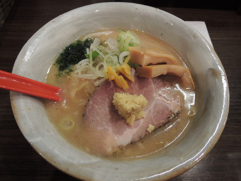 味噌ラーメン(680円)