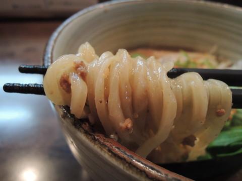 みそらーめんの麺