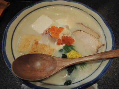 薫る豆乳三(850円)