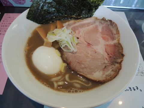 特製草庵塩らぁ麺(950円)