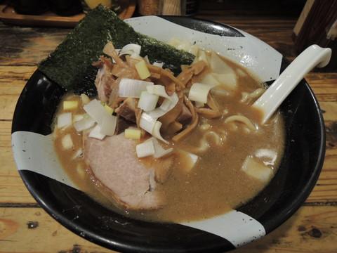 煮干ラーメン(750円)
