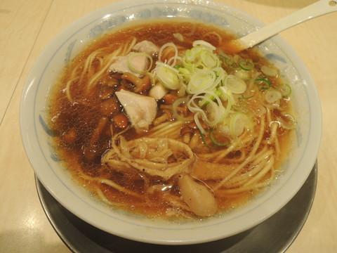 稲庭中華そば(醤油)(770円)