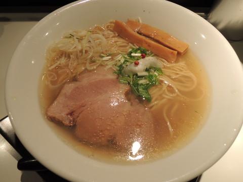 塩そば(800円)