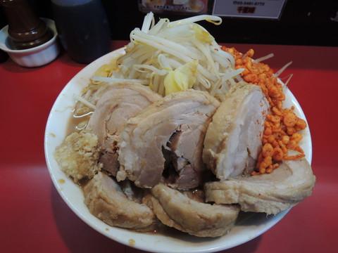 豚ダブルラーメン(1030円)