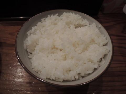ライス(小)(100円)