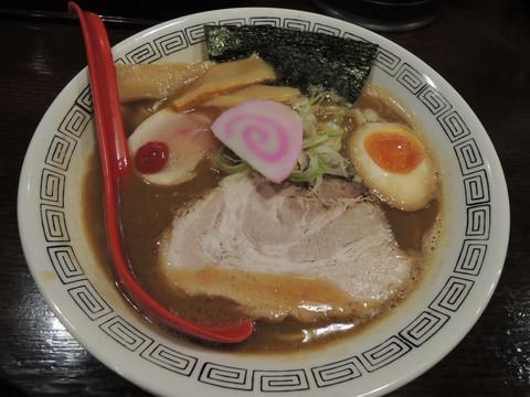 中華そば(こってり)(680円)