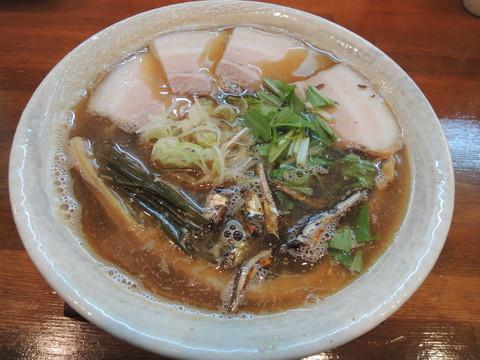 九十九里浜煮干し醤油(880円)