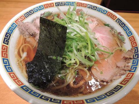 肉醤油(900円)