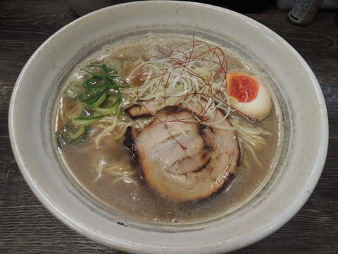 伊吹煮干そば(並)(880円)