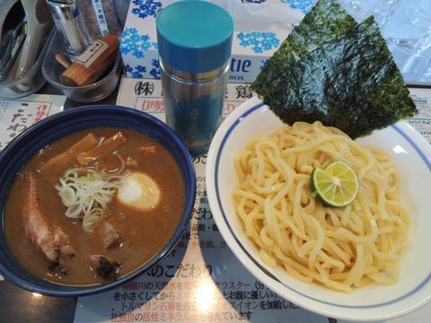 特製つけ麺 大盛(1130円)