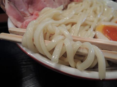 特製つけそば(300g)の麺