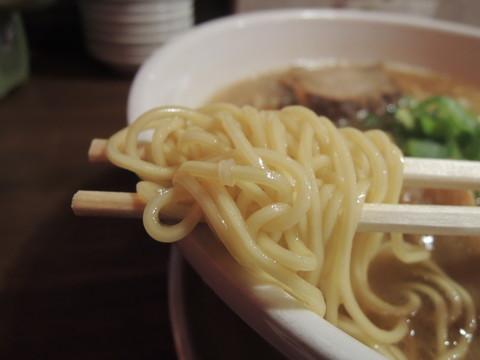 熟成(こってり)の麺