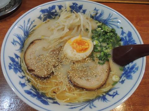 昊らーめん(600円)