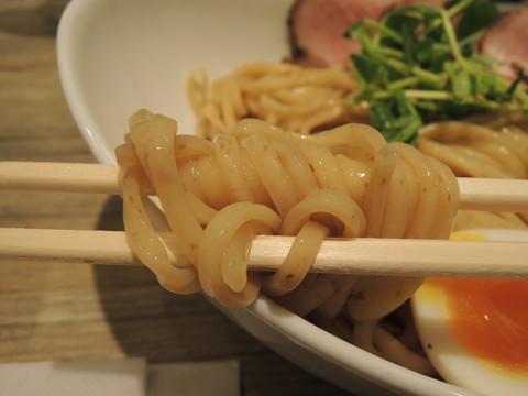 Pine soupツケメン(Double)の麺