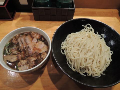 醤油馬鹿つけ麺(400g)(1000円)