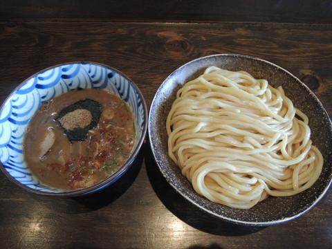 濃厚つけ麺(大)(850円)