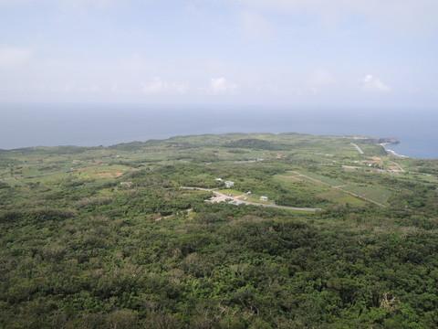 大石林山(展望台からの眺め)
